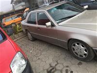 Mercedes 124 benzin