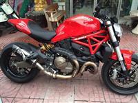 Ducati Monster Street 821