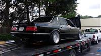 BMW 7  E23 2.4TD 1986 Oldtimer!