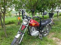 Choper suzuki 125 doganen e paguar v1993