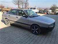 Audi 80 1.8 benzin plin 7 muaj Regjistrim !!
