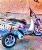 Honda x8r stuntBike