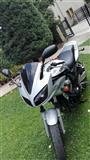 Yamaha fzr600 cc