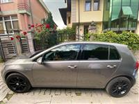Golf 7 lounge automatik 150km 2017