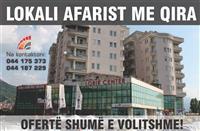 Jepet me Qira Lokali Afarist (tek Lorik Center)