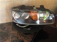 Drita djatht per Fiat Punto