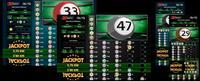 Bingo,Myluck6,tombolla,keno,