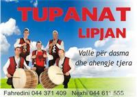 Tupana-DJ-Fishekzjarre per dasma dhe ahengje fam..