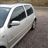 VW Golf 4 per pjes