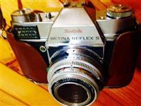 Fotoaparat i viteve 1950Retina ReflexS kodak