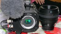sony pmw f3+cine lens 50 mm f;2.0 pl mount