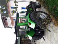 Traktor DEUTZ D 62 07    4x4