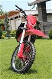 Aprilia 125 full cross