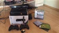 Xbox 360 model i ri + Kinect