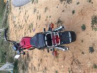 Shes Motorin Chopper Honda 125cc