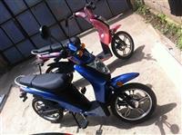 Motocikletat Elektrike te Reja