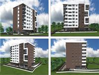 ⭕️Shitet banesa 121.80m2 m2 ne Fushekosove