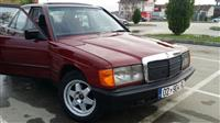 Mercedes 190 , 2.0  Dizell,   Ndrrim i mundshem