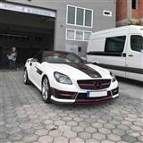 Mercedes-Benz SLK 200 Premium AMG Paket 2011 RKS