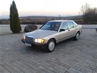 Mercedes 190 shume i ruajtun