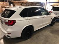 BMW X5 35D M-PACKET 2014