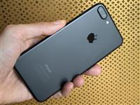 Iphone 7 plus Matte Black 32 GB