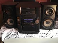 SONY Studio Multi CD (3 CD-ja)