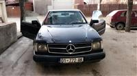 Mercedes Coupe (2 dyr)