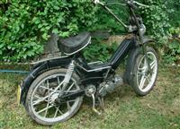 Risi Puch 50 cc me pedale