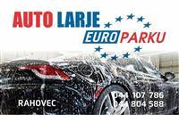 Rent a car & Auto larje,,EURO PARKU,, Rahovec