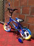 Shes bicikleten per femij e re e pa perdorur