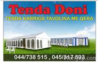 Tenda,karrige,tavolina me qira(044738515)