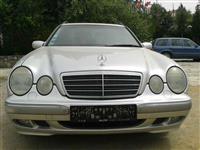 Shitet Mercedes Benz me tabela te huaja