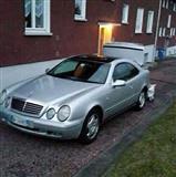 Mercedes CLK200 benzin -00