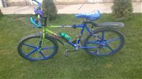 bicikleta e ardhur nga zvicrra.