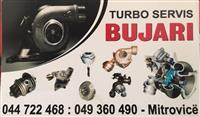 Turbo servis bujari