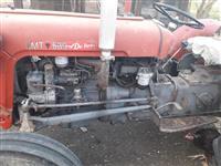 Traktor 539 imt vllaqa pllug