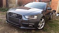 Audi a4 2.0 2X sline 2013