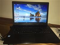 LLaptop ASUS  dual core 6GB RAM DDR3