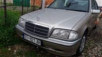 Mercedes-Benz W202 CDI 1999 Metalik super