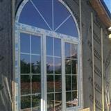 Dyr dritare nga PVC