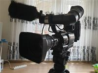 JVC GY HD 110  Cam,., Stativi,Bateria,Mikro