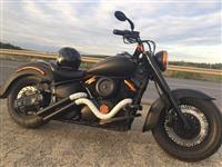 Yamaha dragstar 1100cc