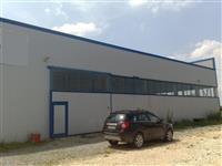 OBJEKT INDUSTRIAL  -  DEPO 500 m2