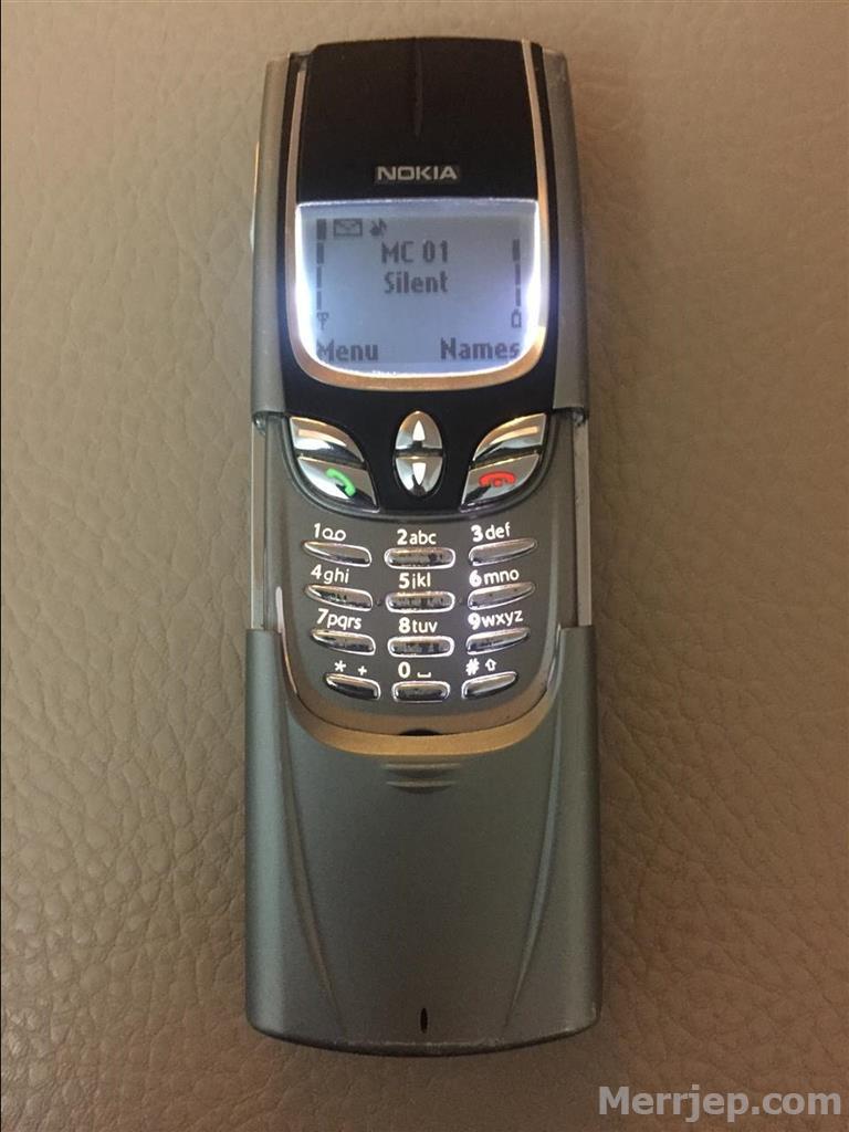 Nokia Zippo