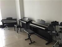 Piano elektrike te ndryshme!!!