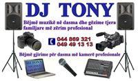 DJ Tony ben muzike per dasma