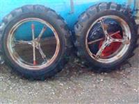 goma te traktorit