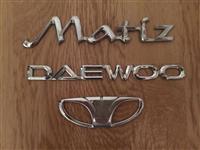 Daewoo matiz logo