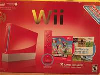 Nintendo Wii e kuqe